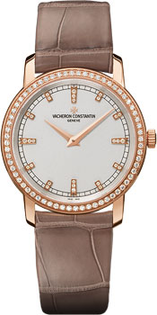 Швейцарские наручные  женские часы Vacheron Constantin 25558-000R-9406