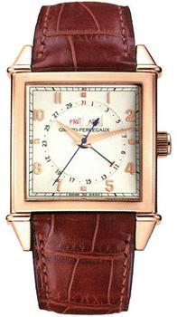 Швейцарские наручные  мужские часы Girard Perregaux 25810-52-151-BACA
