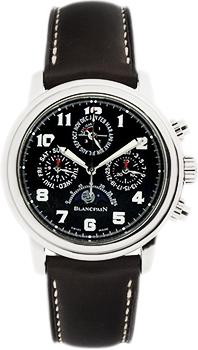 Швейцарские наручные  мужские часы Blancpain 2585F-1130-63