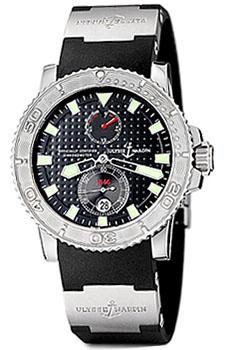 Швейцарские наручные  мужские часы Ulysse Nardin 263-33-3-92