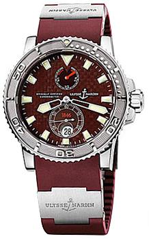 Швейцарские наручные  мужские часы Ulysse Nardin 263-33-3-95