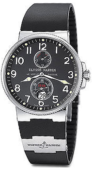 Швейцарские наручные  мужские часы Ulysse Nardin 263-66-3-62