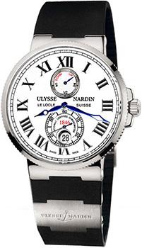 Швейцарские наручные  мужские часы Ulysse Nardin 263-67-3-40