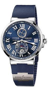 Швейцарские наручные  мужские часы Ulysse Nardin 263-67-3-43