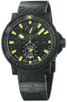 Швейцарские наручные  мужские часы Ulysse Nardin 263-92-3C-924