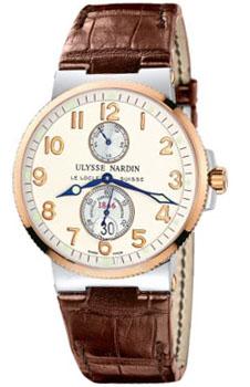 Швейцарские наручные  мужские часы Ulysse Nardin 265-66-60