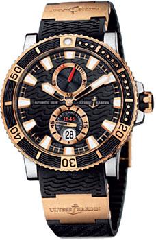 Швейцарские наручные  мужские часы Ulysse Nardin 265-90-3-92