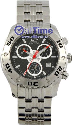 Мужские наручные швейцарские часы в коллекции 330 Sector
