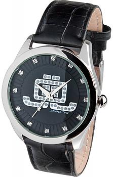 fashion наручные  женские часы Jennifer Lopez 2695-BKBK. Коллекция Super star