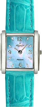 Швейцарские наручные  женские часы Atlantic 27040.41.97. Коллекция Seamoon