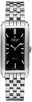 Швейцарские наручные  женские часы Atlantic 27048.41.61. Коллекция Seamoon