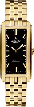 Швейцарские наручные  женские часы Atlantic 27048.45.61. Коллекция Seamoon