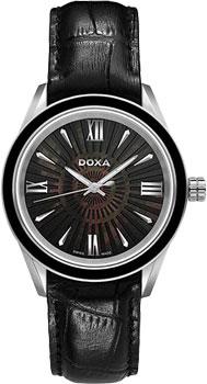Швейцарские наручные  женские часы Doxa 273.15.102.01. Коллекция Classic