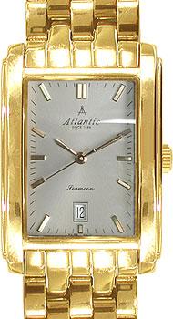 Швейцарские наручные  мужские часы Atlantic 27348.45.41. Коллекция Seamoon