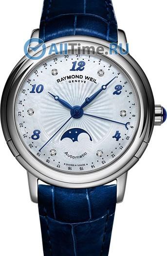 Женские наручные швейцарские часы в коллекции Maestro Raymond Weil