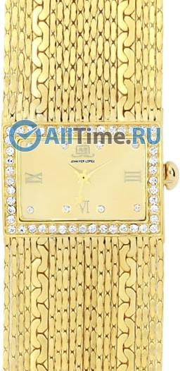 Женские наручные fashion часы в коллекции Broad Way Jennifer Lopez