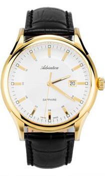 Швейцарские наручные  мужские часы Adriatica 2804.1213A. Коллекция Gents