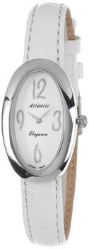 Швейцарские наручные  женские часы Atlantic 29020.41.13. Коллекция Elegance