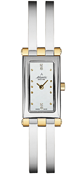Швейцарские наручные  женские часы Atlantic 29029.43.25. Коллекция Elegance