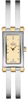 Швейцарские наручные  женские часы Atlantic 29029.43.35. Коллекция Elegance