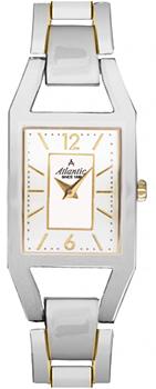 Швейцарские наручные  женские часы Atlantic 29030.43.25. Коллекция Elegance