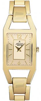 Швейцарские наручные  женские часы Atlantic 29030.45.35. Коллекция Elegance