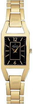 Швейцарские наручные  женские часы Atlantic 29030.45.65. Коллекция Elegance
