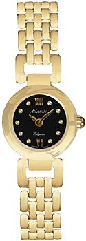 Швейцарские наручные  женские часы Atlantic 29031.45.65. Коллекция Elegance