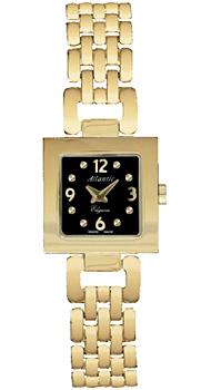 Швейцарские наручные  женские часы Atlantic 29032.45.65. Коллекция Elegance