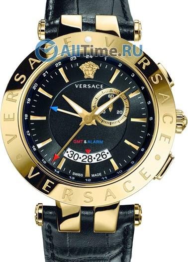 Мужские наручные fashion часы в коллекции V-Race Versace