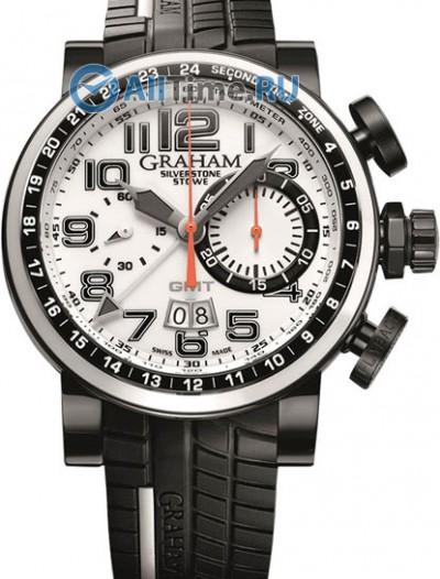 Мужские наручные швейцарские часы в коллекции Silverstone Graham