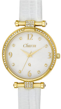 Российские наручные  женские часы Charm 3016412. Коллекция Кварцевые женские часы