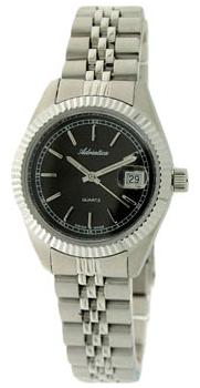 Швейцарские наручные  женские часы Adriatica 3090.5116Q. Коллекция Ladies