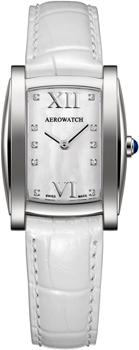 Швейцарские наручные  женские часы Aerowatch 30953-AA01. Коллекция Idylle