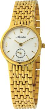 Швейцарские наручные  женские часы Adriatica 3129.1153Q. Коллекция Ladies