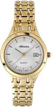 Швейцарские наручные  женские часы Adriatica 3136.1113Q. Коллекция Ladies