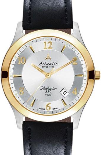 Женские наручные швейцарские часы в коллекции Seahunter Atlantic
