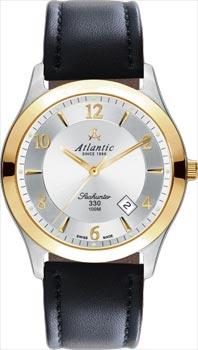 Швейцарские наручные  женские часы Atlantic 31360.43.25. Коллекция Seahunter