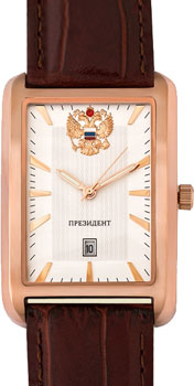 Российские наручные  мужские часы Russian Time 3139863. Коллекция Президент