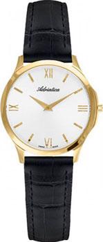 Швейцарские наручные  женские часы Adriatica 3141.1263Q. Коллекция Twin