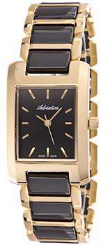 Швейцарские наручные  женские часы Adriatica 3148.F114Q. Коллекция Ladies