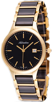 Швейцарские наручные  женские часы Adriatica 3149.F114Q. Коллекция Ladies
