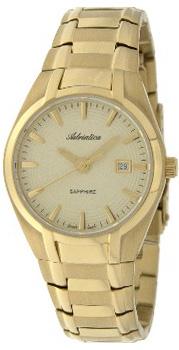 Швейцарские наручные  женские часы Adriatica 3151.1111Q. Коллекция Twin