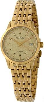 Швейцарские наручные  женские часы Adriatica 3156.1111Q. Коллекция Ladies