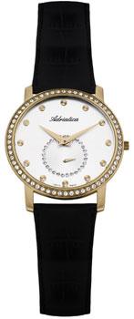 Швейцарские наручные  женские часы Adriatica 3162.1243QZ. Коллекция Ladies