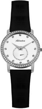 Швейцарские наручные  женские часы Adriatica 3162.5243QZ. Коллекция Ladies