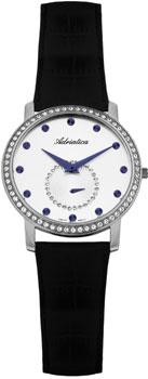 Швейцарские наручные  женские часы Adriatica 3162.52B3QZ. Коллекция Ladies
