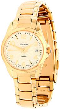 Швейцарские наручные  женские часы Adriatica 3165.1153Q. Коллекция Twin