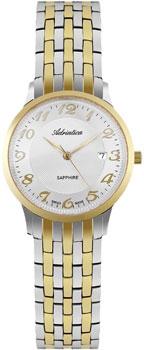 Швейцарские наручные  женские часы Adriatica 3168.2123Q. Коллекция Ladies
