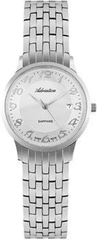 Швейцарские наручные  женские часы Adriatica 3168.5123Q. Коллекция Ladies